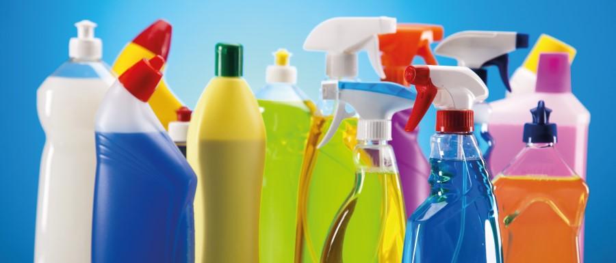مواد شوینده و موارد استفاده در نظافت