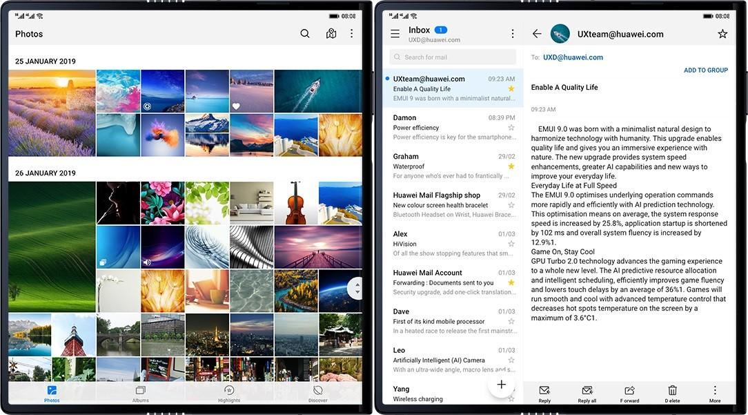 خبرهای جدید از عرضه رسمی گوشی تاشو Huawei Mate X 5G