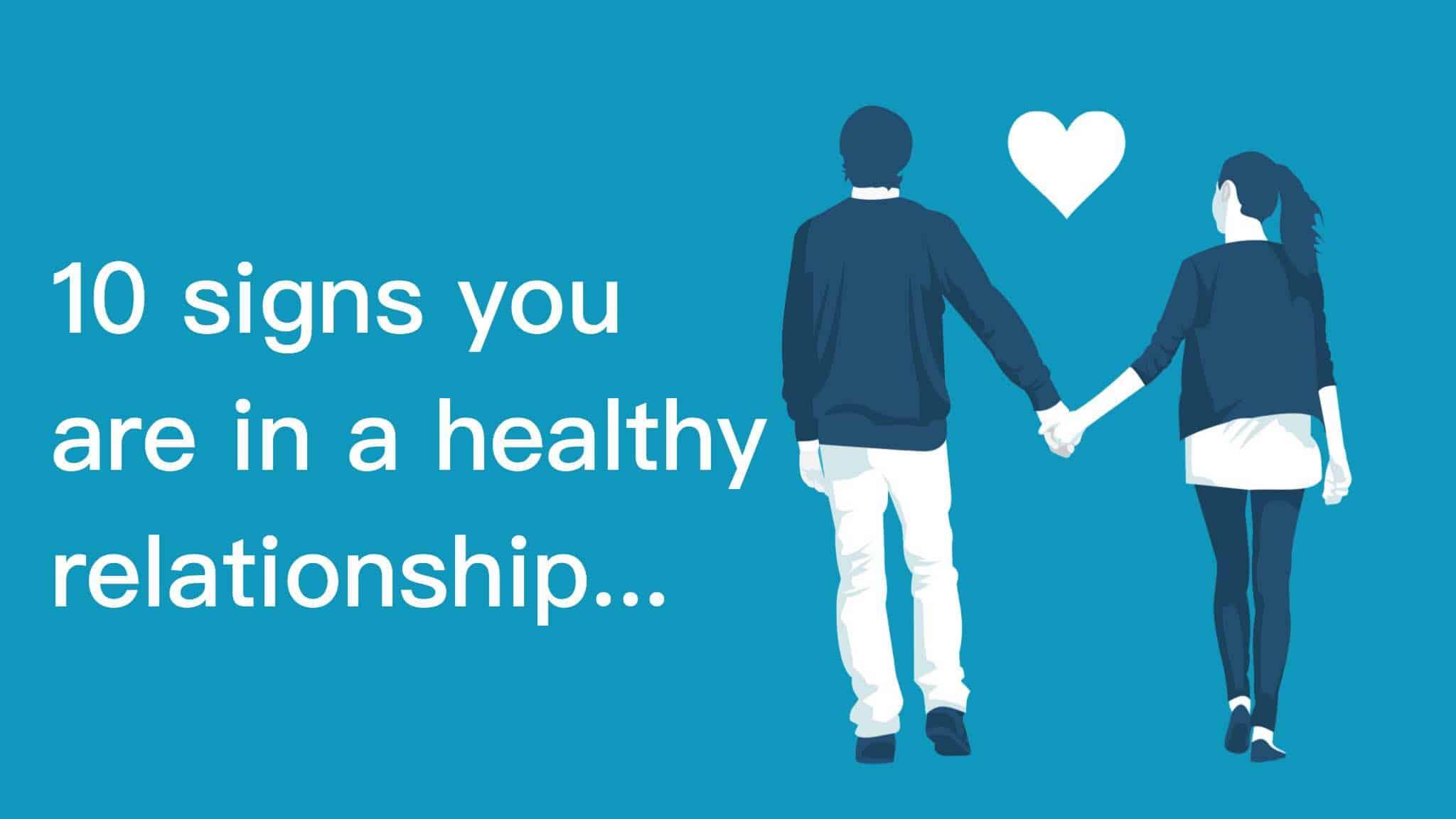 10 ویژگی یک رابطه سالم