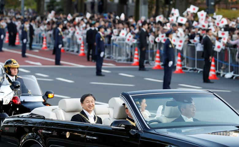 آغاز دورهای جدید در ژاپن با امپراتور جدید (+عکس)