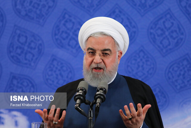 روحانی: اگر رییس جمهور دیگری در امریکا بود مذاکره می کردیم/ مذاکره را ما رها نمی کنیم
