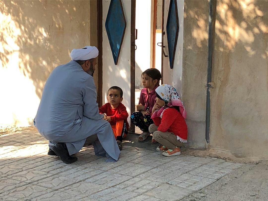 قدردانی از مهمان نوازی مردم مهران در اربعین