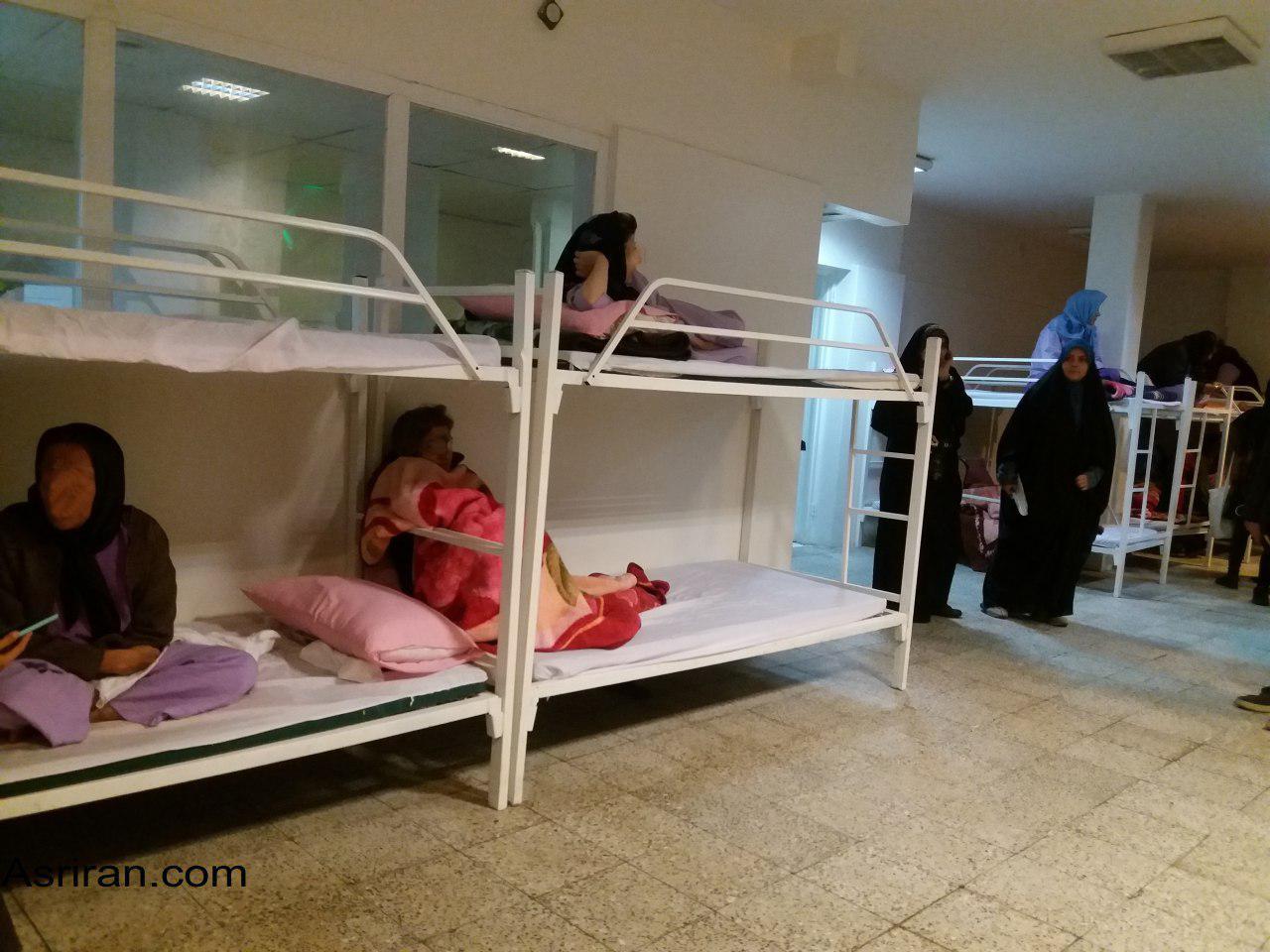 تیمار خُماران را پایانی نیست: از کاخ سفیدِ کارتن خوابها تا زنی با 6 نوزاد بیهویت