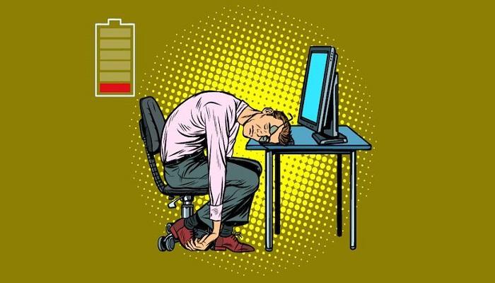 24 دلیل برای انرژی کم و خستگی مداوم