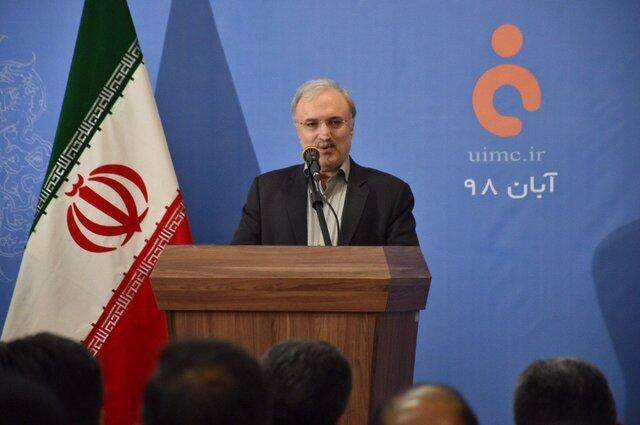 وزیر بهداشت: تعداد تختهای بیمارستانی آذربایجان غربی به بیش از 5 هزار می رسد