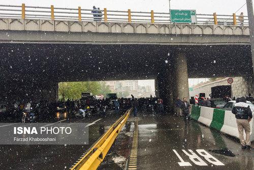 گزارش کیهان از تجمعهای اعتراضی دیروز: