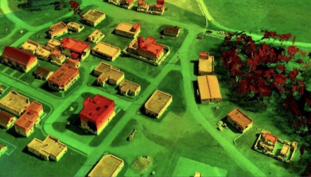 نقشهبرداری هوایی 3 بُعدی در چند دقیقه