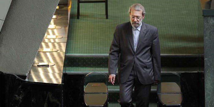 تهیه طرح استیضاح علی لاریجانی در مجلس