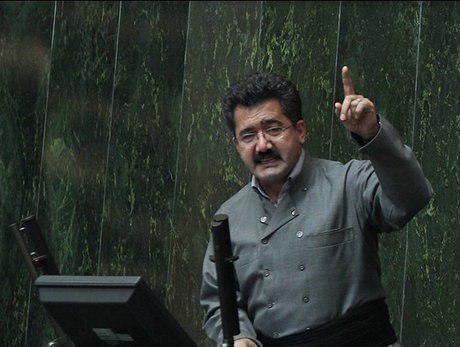 محمدقسیم عثمانی (نماینده بوکان) استعفا خود را به هئیت رئیسه مجلس داد