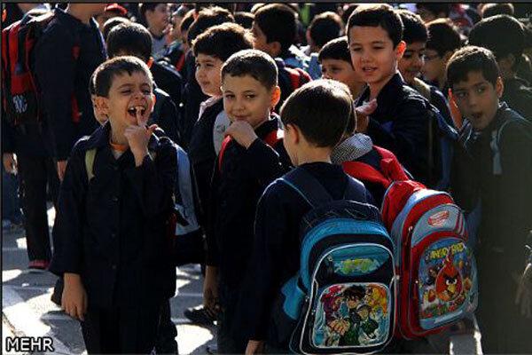 استانداری: تمام مدارس استان تهران فردا دایرند