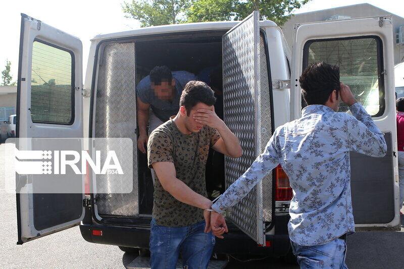 دستگیری کلاهبرداران 50 میلیارد تومانی در آذربایجانشرقی