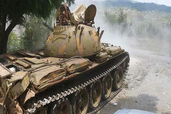 تسلط ارتش سوریه بر یک شهرک استراتژیک در حومه «ادلب»
