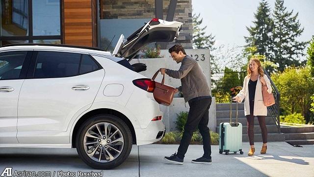 رقیب آمریکایی رنو کپچر 2020 و پژو 2008/ معرفی کراس اوور 21 هزار دلاری جنرال موتورز(+تصاویر)