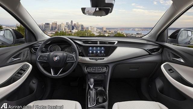 رقیب آمریکایی رنو کپچر 2020 و پژو 2008/ معرفی کراس اوور 24 هزار دلاری جنرال موتورز(+تصاویر)