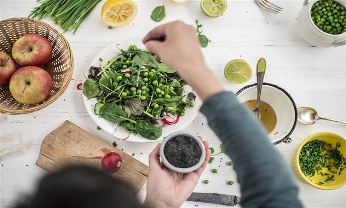 ترکیبهای غذایی برای جذب بیشترین مواد مغذی