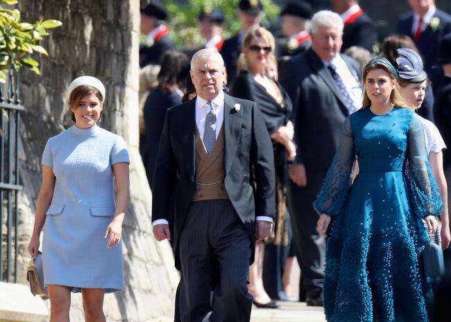 پسر کوچک ملکه بریتانیا از وظایف سلطنتی استعفا کرد