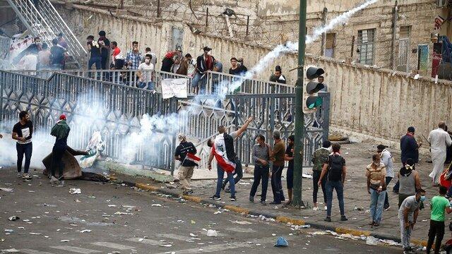 شمار کشتههای اعتراضهای عراق به ۳۰ تن رسید