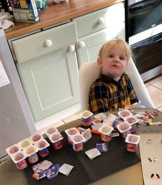 رکورد عجیب دختر بچه 3 ساله، پدرش را شوکه کرد (+عکس)