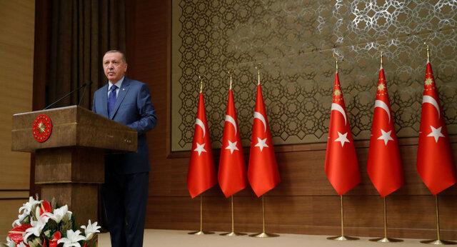 تهدید اردوغان به از سرگیری عملیات در شمال سوریه