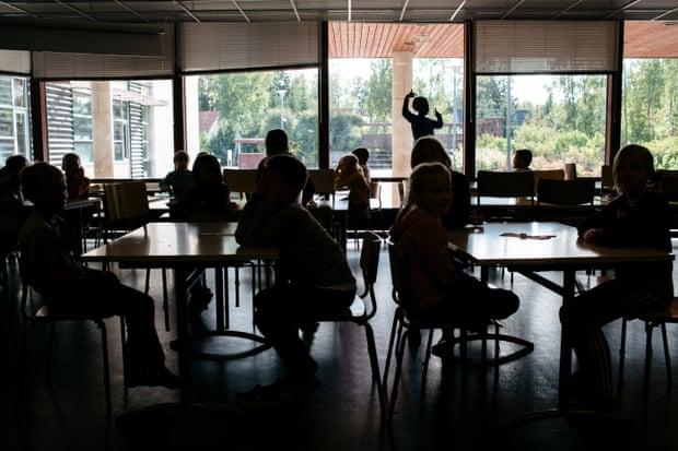 درون مدارس فنلاند چه میگذرد؟(+عکس)