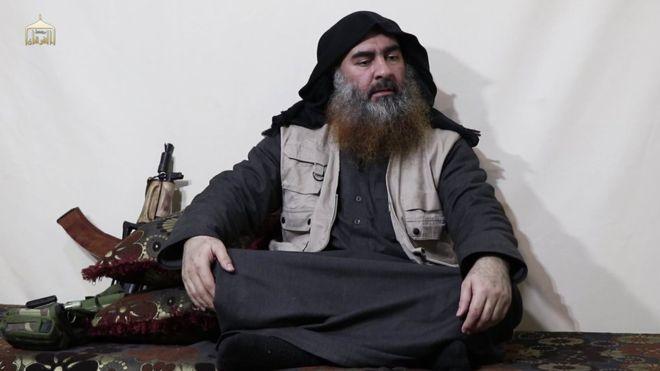 ترامپ: تایید کشته شدن رهبر داعش در عملیات آمریکا / او خود را منفجر کرد