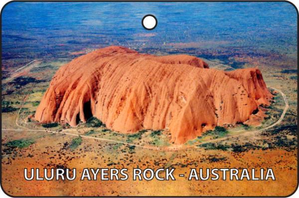 ممنوعیت بالا رفتن از کوه مقدس استرالیاییها (+عکس)