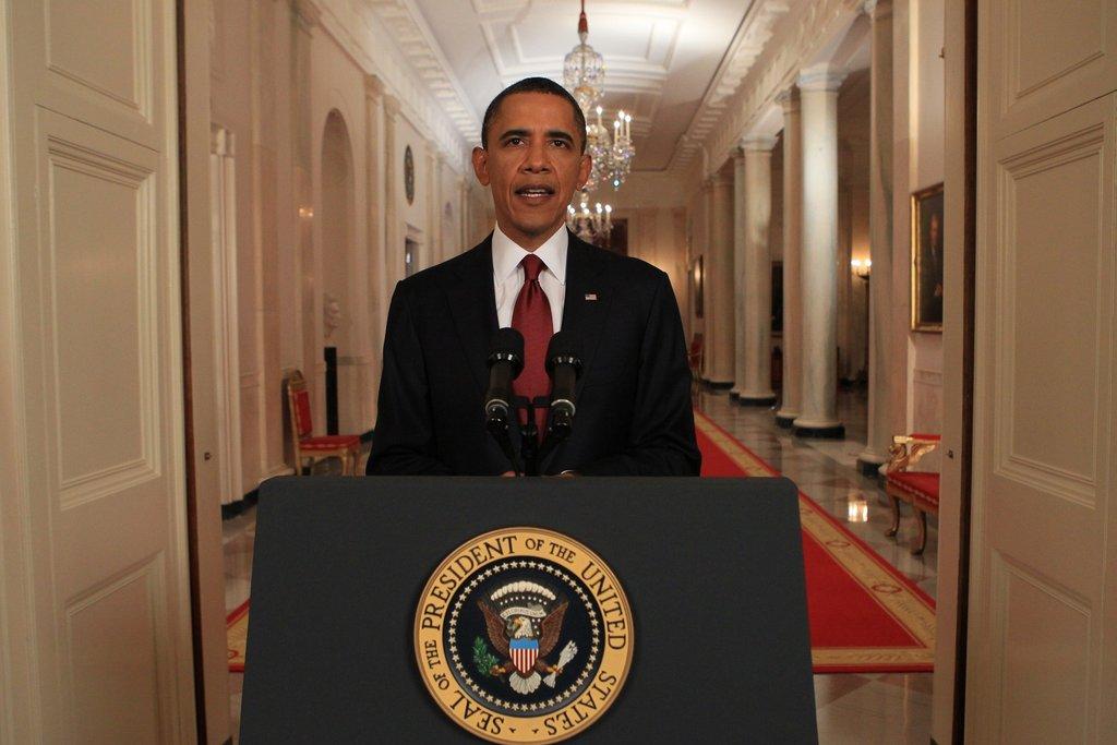 اوباما و ترامپ/ واکنش متفاوت دو رئیس جمهور در مرگ دو تروریست