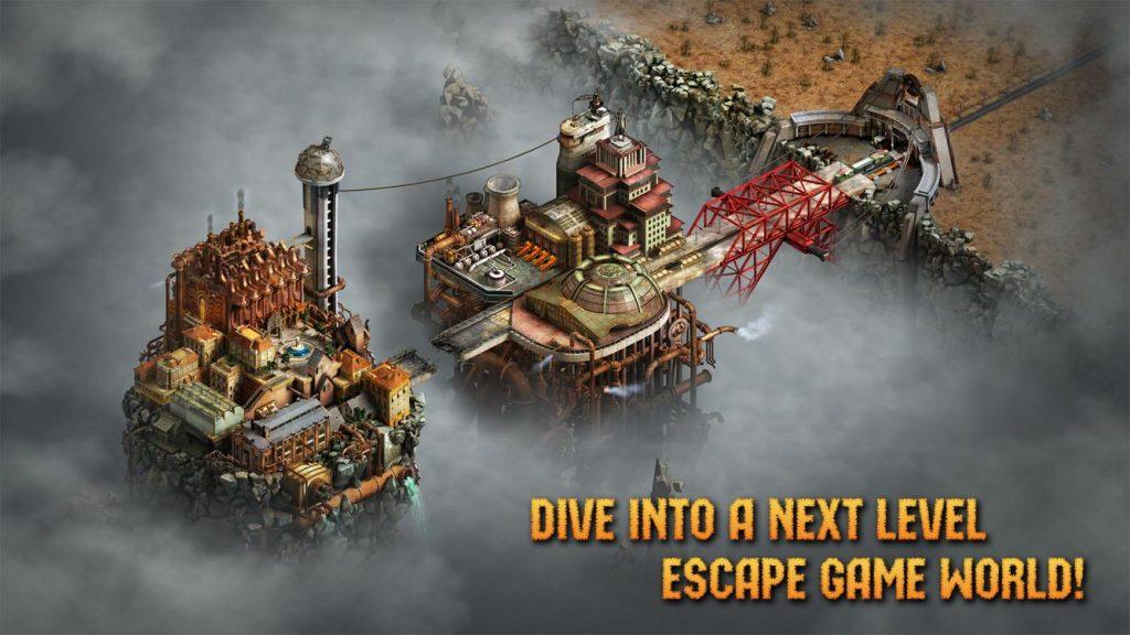 دانلود بازی فرار از شهر ماشینی - Escape Machine City