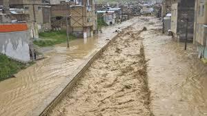 خطر سیلاب برای ۶۹۸ روستا در آذربایجان شرقی