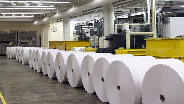 رسوب هزاران تن کاغد در گمرکات