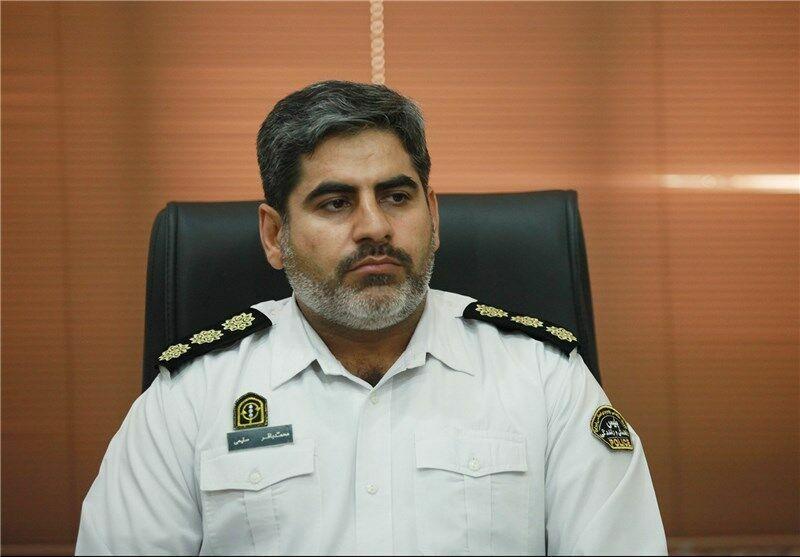 کنترل معاینه فنی در ۶۰ نقطه شهر تهران