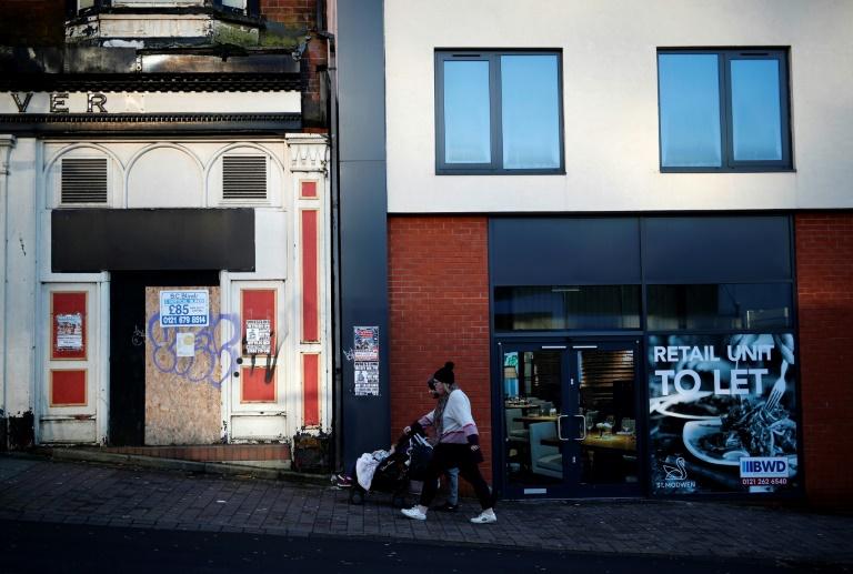 بحران خرده فروشی بریتانیا والسال