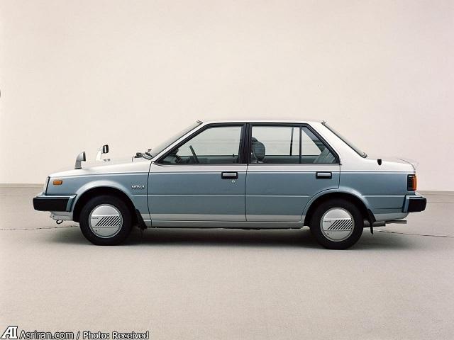 نیسان و خودرویی که سال 1983 از آینده آمده بود!/ از مشاهده قابلیت های کابین این محصول شگفت زده می شوید! (+فیلم و تصاویر)