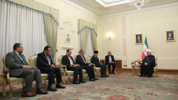 روحانی: برای تجدید روابط با عربستان هیچ مشکلی وجود ندارد