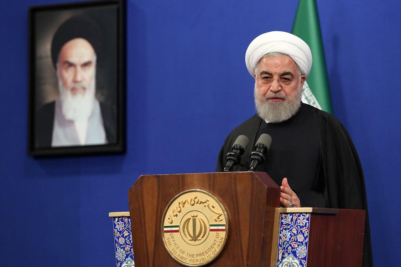 روحانی: مکالمهام با اوباما موجب شد در کمتر از ۱۰۰ روز به توافق موقت ژنو برسیم