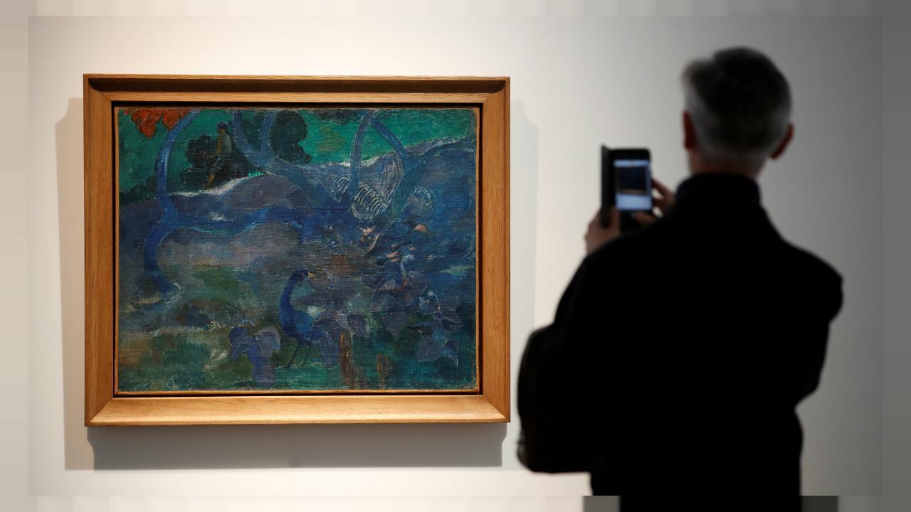 فروش تابلوی نقاش فرانسوی به قیمت 9.5 میلیون یورو