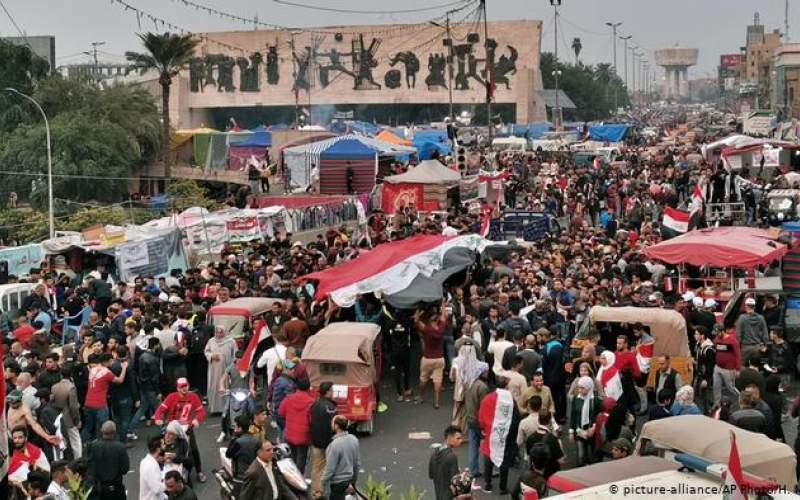 سازمان ملل: ۴۰۰ معترض عراقی کشته و  ۱۹ هزار نفر زخمی شدهاند