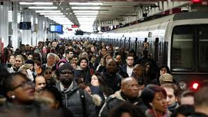 اعتصابات سراسری فرانسه (+عکس)