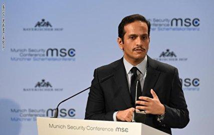 مذاکرات قطر و سعودی برای حل اختلافات / وزیر خارجه قطر: وقتی محاصره شدیم ایران فضایش را برای ما باز کرد