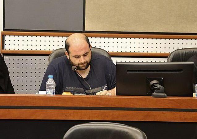انجمن صنفی روزنامه نگاران تهران: پرونده محمد مساعد، در دادسرای جرایم اینترنتی بررسی میشود