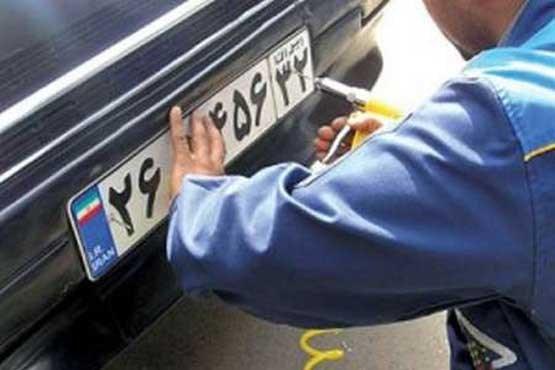 تشدید برخورد پلیس با خودروهای مسافرکش پلاک شهرستان