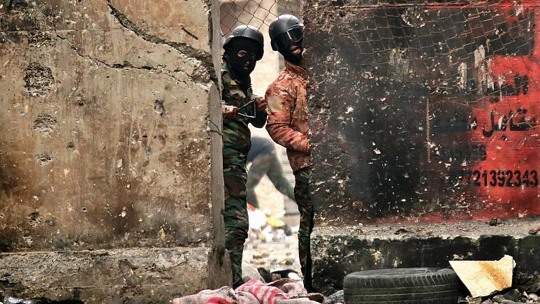 اوج گیری اعتراضها در عراق؛ دستکم ۹ نفر در بغداد کشته شدند