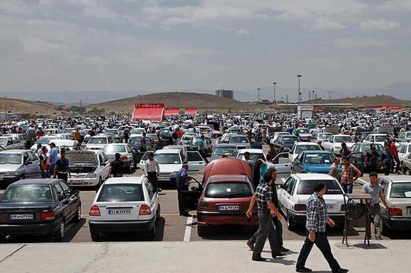 قیمت خودروهای