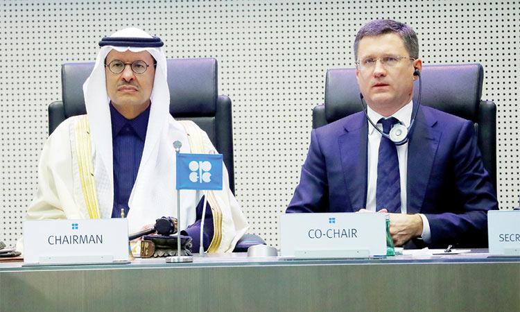 اوپک و غیر اوپک وزیر نفت سعودی