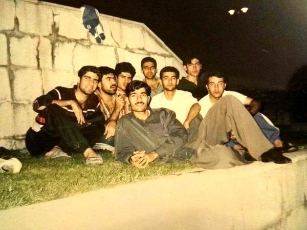 محمدجواد آذری جهرمی در دوره دانشجویی (+عکس)