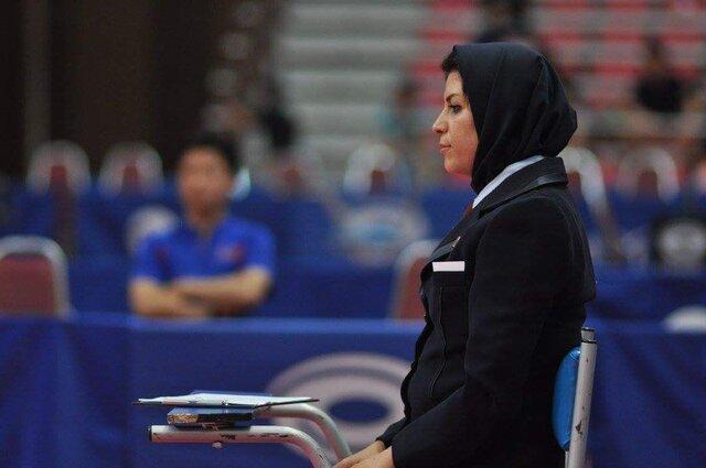 داور زن ایرانی