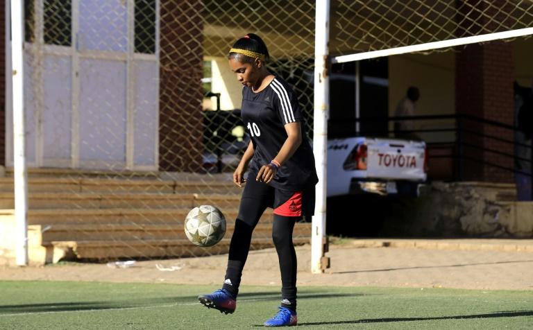 رایان رجب ستاره فوتبال سودان