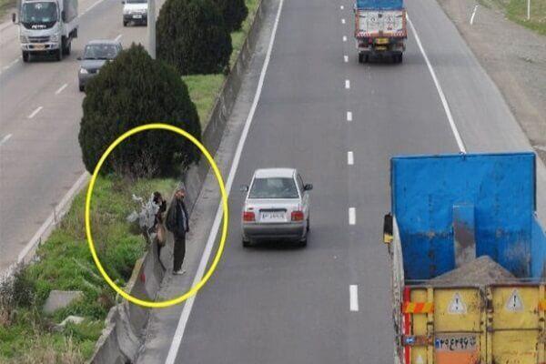 پزشکی قانونی: کشته شدن ۲۱۸۱ عابر پیاده بر اثر تصادف در ۷ ماه گذشته