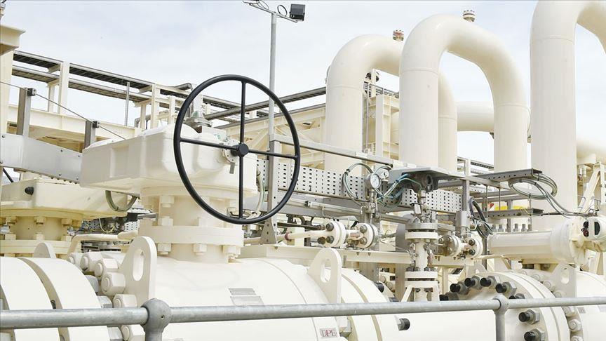 2020؛ تکمیل خط لوله صادرات گاز جمهوری آذربایجان به اروپا