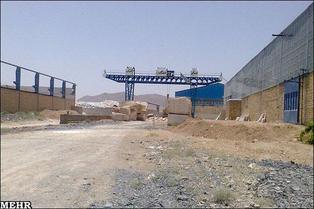 «صنعت سنگ» بلای جان محیط زیست
